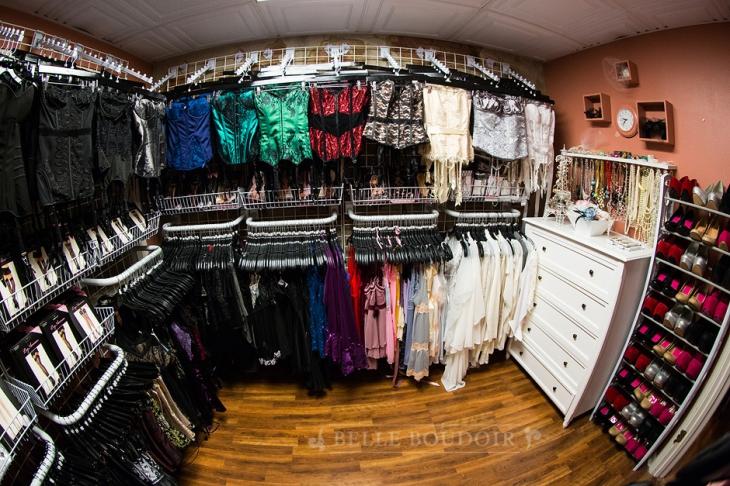 564 Inside Our Dressing Room