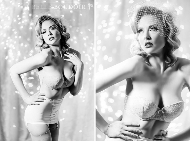 Old Hollywood Starlet For A Day 187 Belle Boudoir Photography