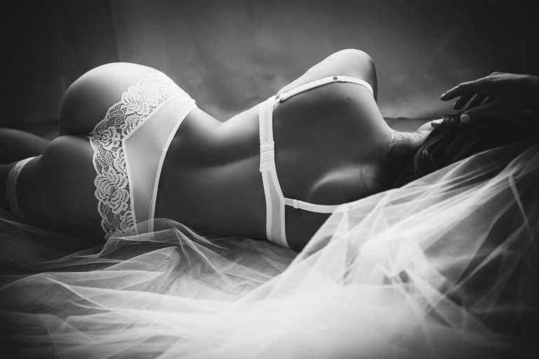 Bridal Boudoir Photography Seattle