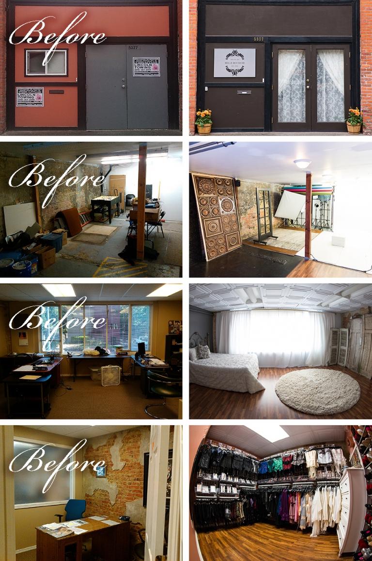 studiobefore(pp w768 h1156) Studio Before & After