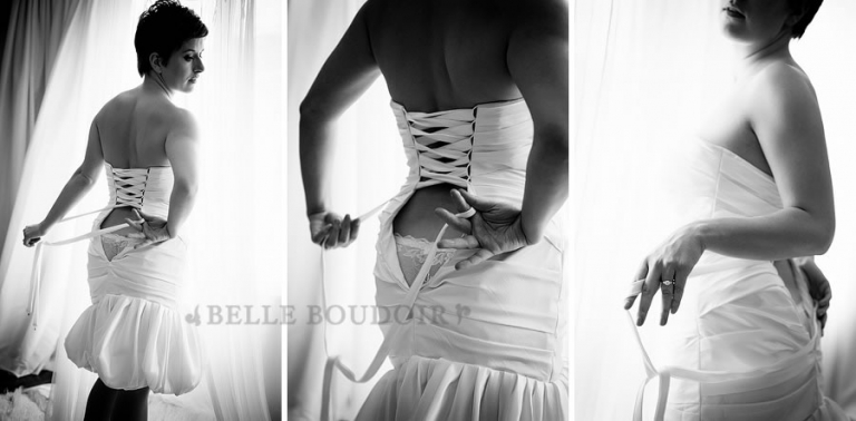 0006 seattle boudoir photography2(pp w768 h378) Wedding dress, Flannel Shirt, and Leather Corset