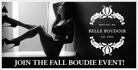 boudoir event The 2012 Fall Boudie Event