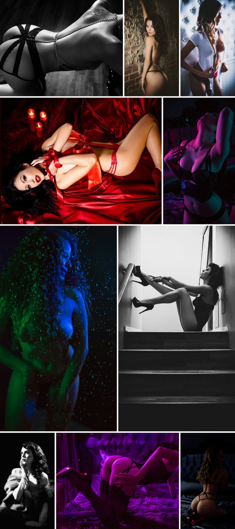 dark moody boudoir scaled(pp w768 h1727) After Dark Sessions